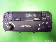 CHRYSLER VOYAGER IV (RG, RS) 2007 Automatic air conditioning control P05127379AA