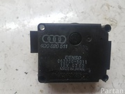 AUDI 4D0820511 A8 (4D2, 4D8) 2001 Adjustment motor for regulating flap