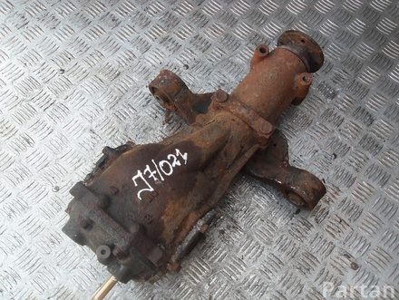 SUBARU LEGACY IV Estate (BP) 2007 Rear axle differential