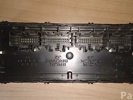 OPEL 13581132 ASTRA J 2011 Amplifier assy, air conditioner
