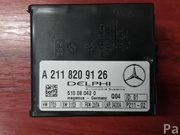 MERCEDES-BENZ A2118209126 E-CLASS (W211) 2007 Control unit for impact sound