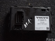 VOLVO 31399575 XC60 2012 Control Unit, central locking system
