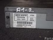 TOYOTA 08660-00870 / 0866000870 CELICA (_T23_) 2005 Control unit for navigation system