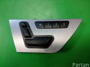 MERCEDES-BENZ A 212 870 04 58 / A2128700458 E-CLASS Convertible (A207) 2011 Switch module for seat