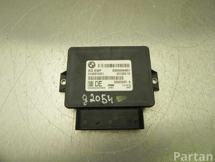 BMW 231220, 6850846 5 (F10) 2011 Control unit electromechanical parking brake -epb-