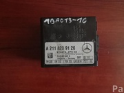 MERCEDES-BENZ A2118209126 C-CLASS (W203) 2007 Control unit for impact sound
