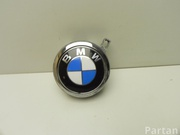 BMW 7207933 1 (E87) 2007 Boot lid/tailgate button