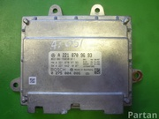 MERCEDES-BENZ A 221 870 96 93 / A2218709693 S-CLASS Coupe (C216) 2007 Control unit for night-vision system