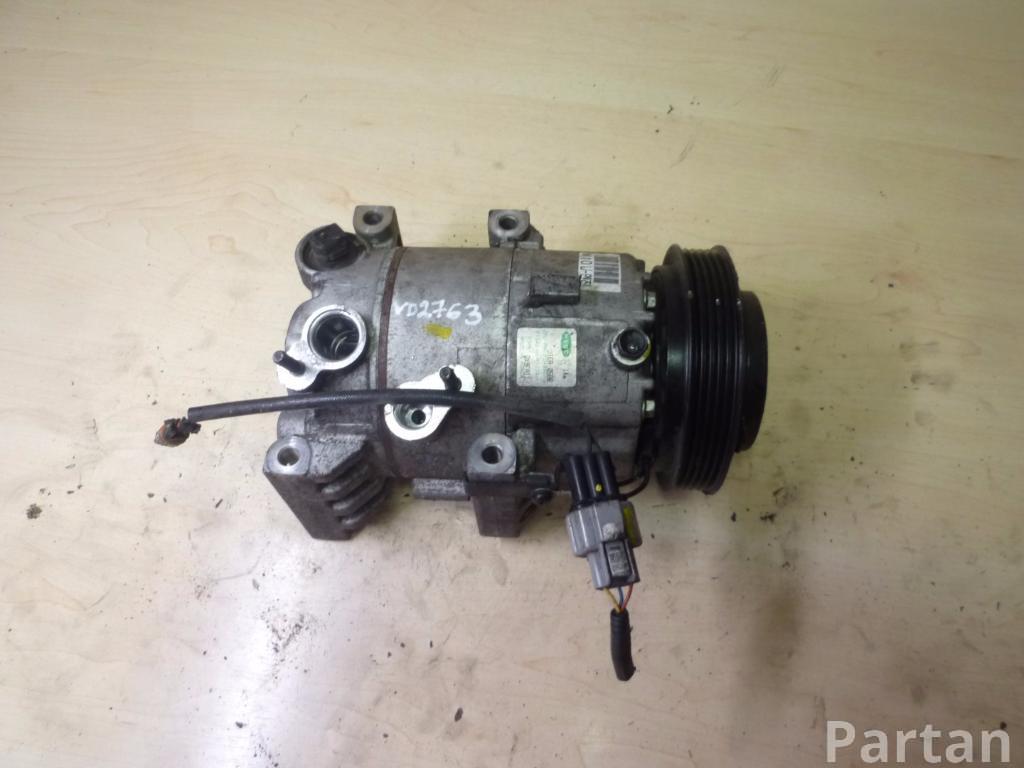 HYUNDAI F500-DX9FA11 / F500DX9FA11 ix35 (LM, EL, ELH) 2015 Compressor, air  conditioning